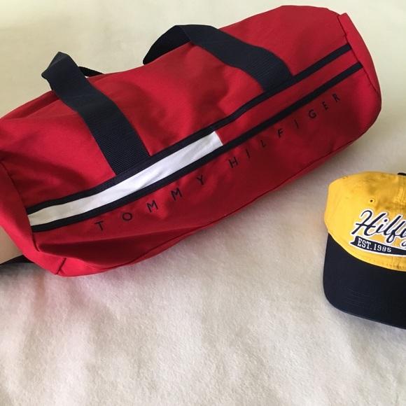 Tommy Hilfiger large duffle bag unisex 001d9e657942a